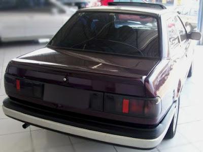 Volkswagen Apollo GLS 1.8 1992 - Traseira