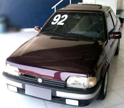 Volkswagen Apollo GLS 1.8 1992 - Frente