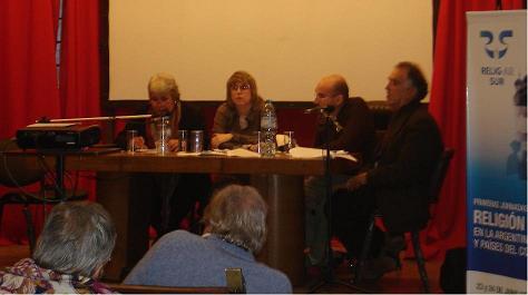 Panel Religión y Política en los Setenta. Jornadas RELIG-AR SUR