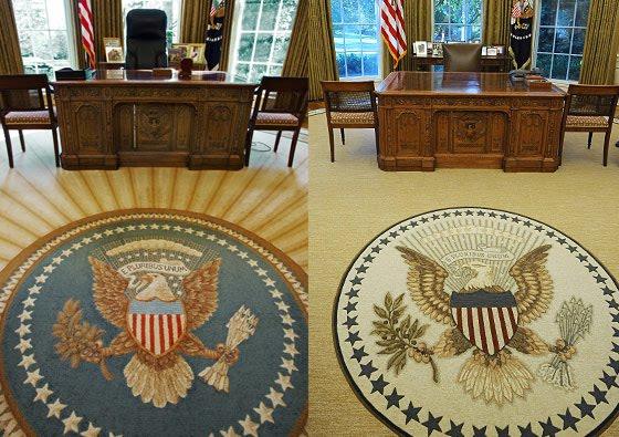 oval office rug. Oval Office Redo Rug A