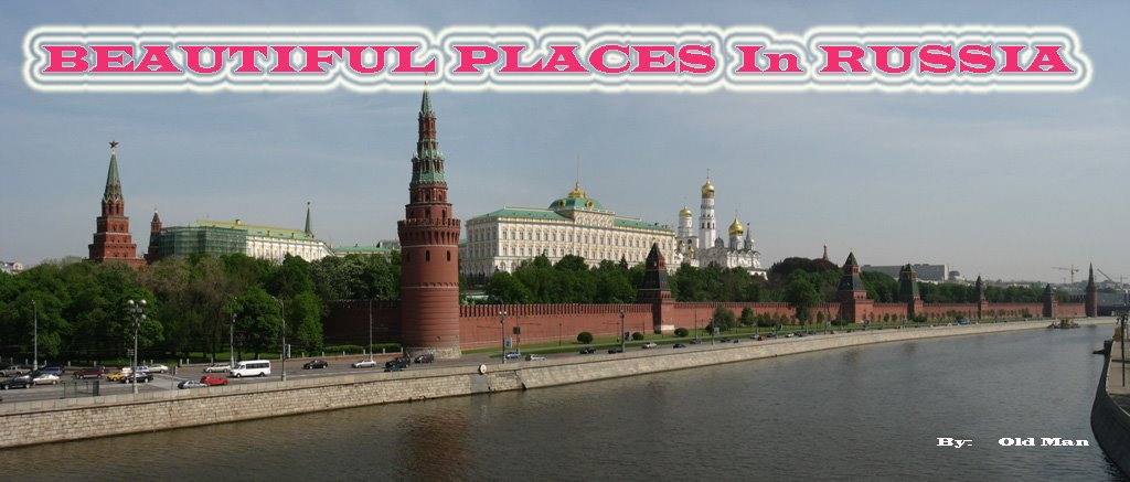 BEAUTIFUL  PLACES  IN  RUSSIA