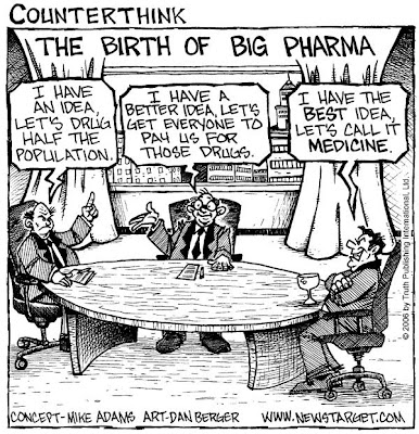 Big Pharma u2019s Lies Exposed  u2013 Cancer IS Curable