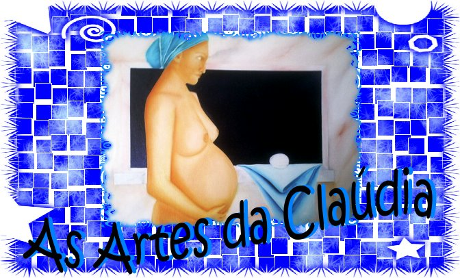 as artes da claudia