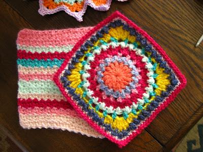 Bunny Mummy Crochet This Weekend
