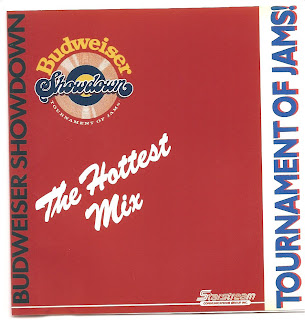 BUDWEISER - THE HOTTEST MIX.VOL.4