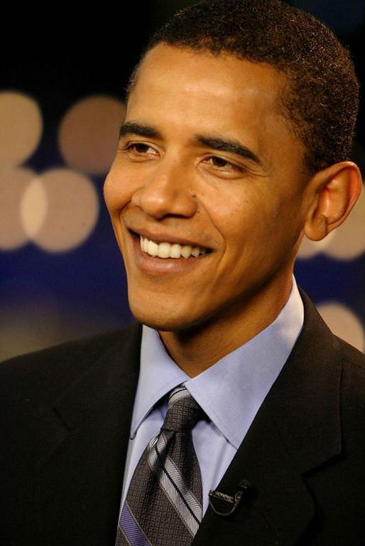 50th Birthday Barack Obama