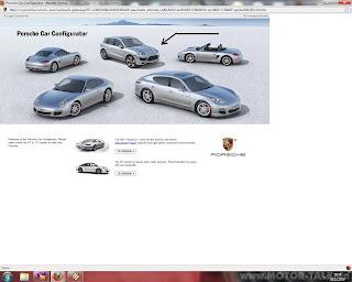 New Porsche Cayenne just for a moment