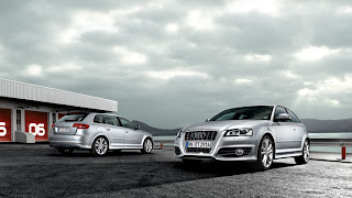 A new Audi !