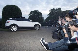 The new Range Rover: Evoque