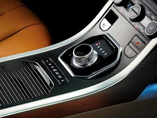 Flash News!!! Range Rover Evoque Interior