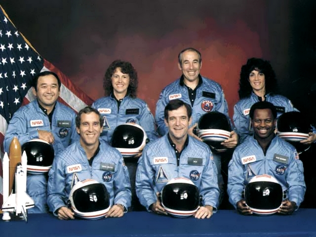 Space Shuttle Challenger Debris. space shuttle challenger