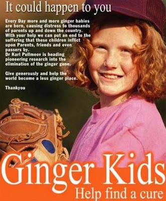 Explain this joke to a ginger.