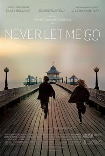 Neve Let me go, Poster