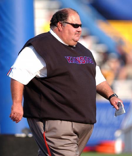 Kansas Jayhawks Head Coach