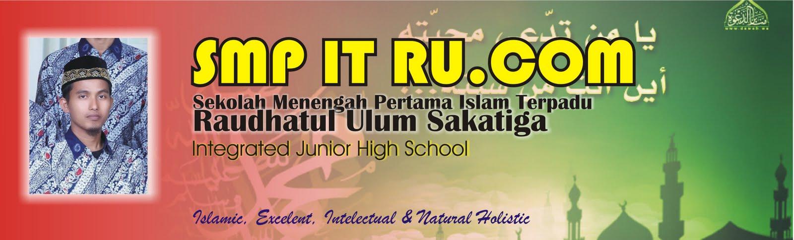 SMP IT Raudhatul Ulum