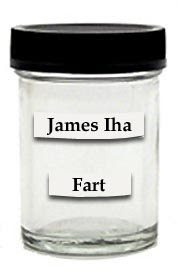 James Iha Fart in Jar