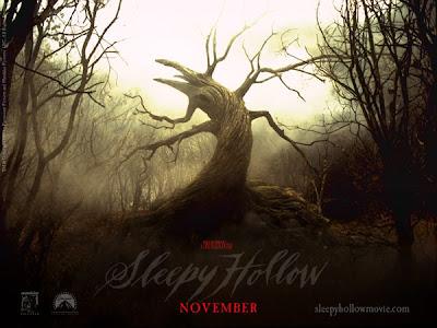Daily Tree: Badass Trees of Cinema - The Sleepy Hollow Cherry Tree