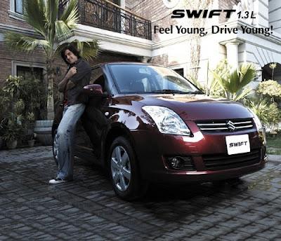 suzuki swift white modified. Suzuki Swift 2010 Exclusive