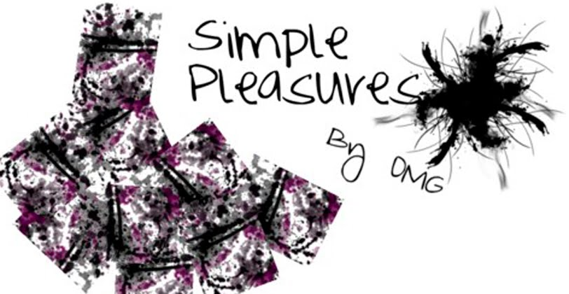 Simple pleasures by OMG