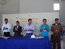 Inauguração sala do COMAD