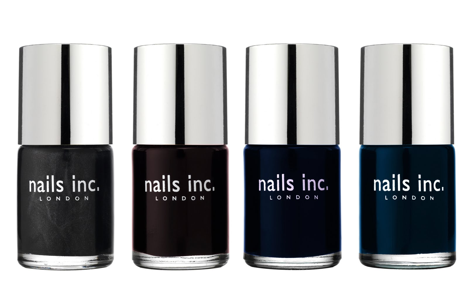 Nails Inc The Black Collection