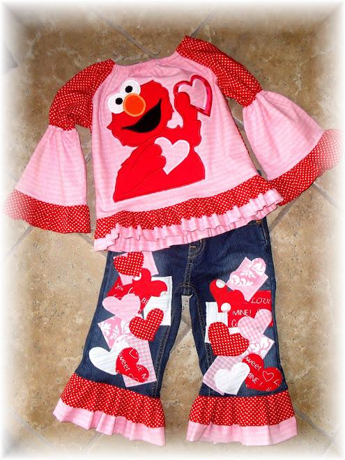 Elmo Set 2010 $100