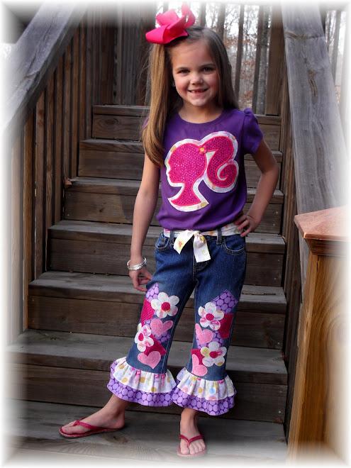 Barbie Girl Set 2010