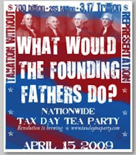 National Tax Day Tea Party