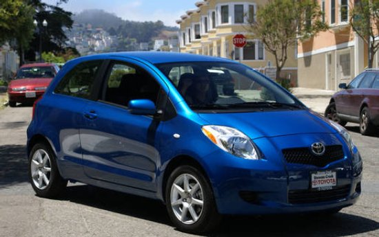 2011 Toyota Yaris Exterior Prices for 2011 Yaris friendly start at $ 13615.