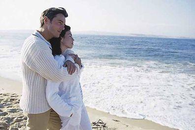 [casal+na+praia]