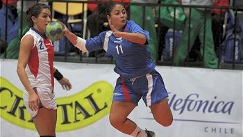 Valeria Flores (CHI) a la máxima división de España | Mundo Handball
