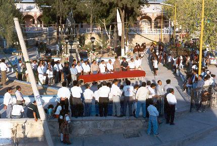 Sarabia (Chila, Puebla) Mexico, Fiestas de Mexico Mx