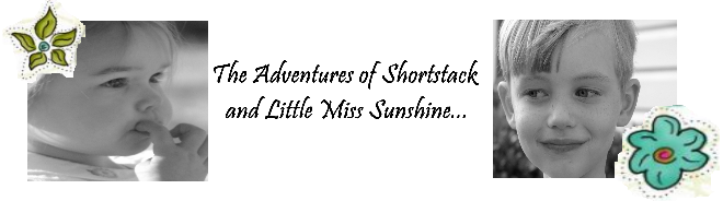 The Adventures of Shortstack and Little Miss Sunshine