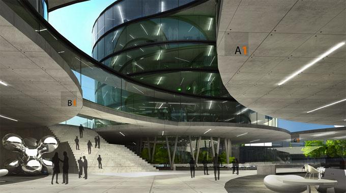 Arquitectura directa las mejores y m s curiosas oficinas for No mas 900 oficina directa