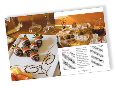 l%27aburge pub >Extravagant Press Coverage for LAubege Provencale in Italian Home Decor Publication