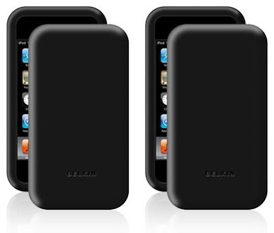 Boxwave Simple Silicone iPod Touch case (2G)