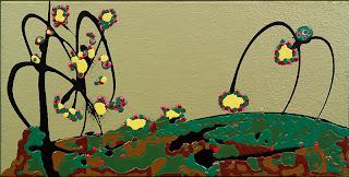 Course de fleurs