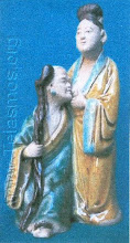 Piété Filiale, Chine, 1890-1900