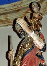 Saint Christophe en Oisans, détail