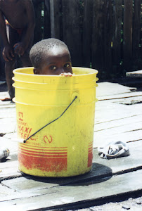 Guyanese Child being a Child