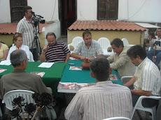 NUEVA CANARIAS INFORMA Y ADQUIERE COMPROMISOS CON EL MOVIMIENTO ASOCIATIVO DE SANTA BRÍGIDA.