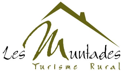 Grafixmula logo y targeta casa rural les muntades - Logo casa rural ...