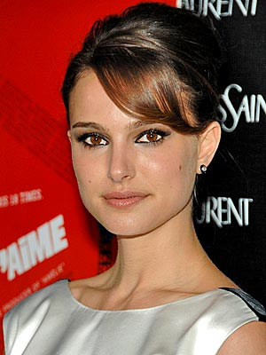 natalie portman height and weight