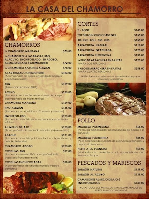 Estudio e dise o y publicidad dise o de carta men para for Disenos de menus para restaurantes