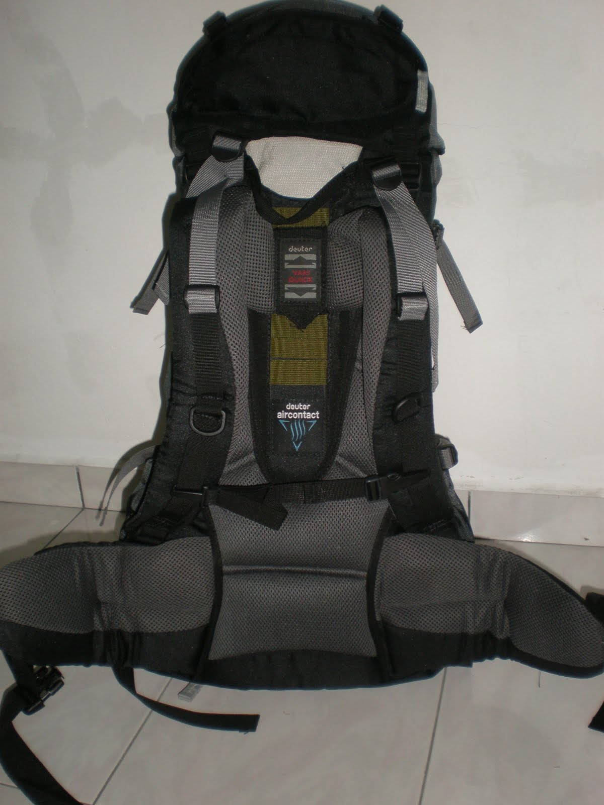 Kamil Shop Deuter Aircontact 40 Plus 10 Sl 160