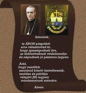 Márton Áron Püspökünk