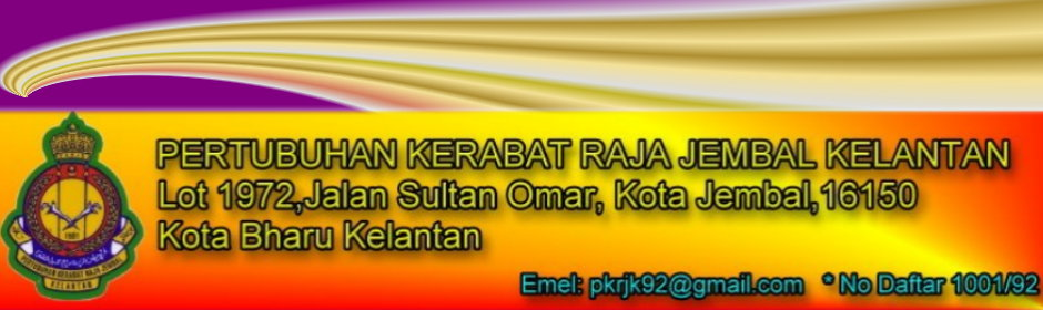 PERTUBUHAN KERABAT RAJA JEMBAL KELANTAN