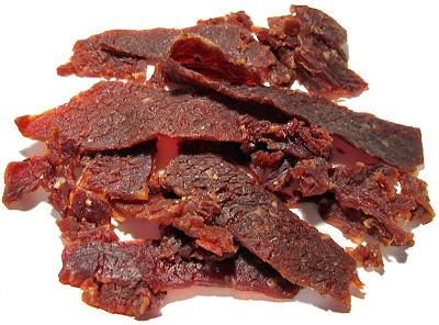 teriyaki beef brisket jerky