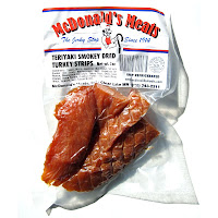 Mcdonald's meats turkey jerky