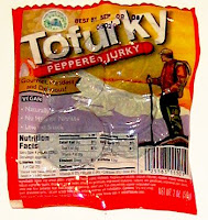 Tofurky Jurky - Peppered